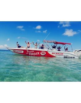 Bel 'Balad - Motorboat