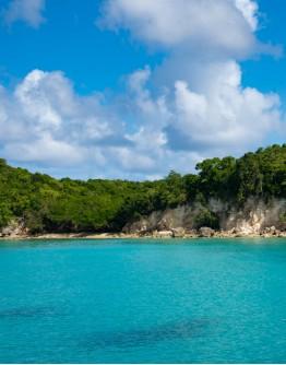 Luxury cruise to Marie Galante