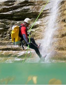 Canyoning Expl'eau