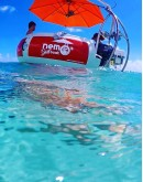 Nemo's Grill - Donuts in the lagoon