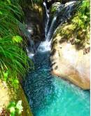 Aquatic hike