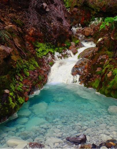"""""""Ti Canyon"""" water hike"""
