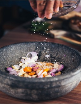 Homestay Creole cuisine