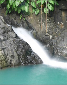 Discovery of tropical waterfalls