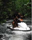 Randonnée Scooter des mers
