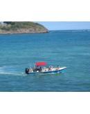 Watalibi - SOUTH by motor boat
