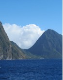 Découverte de l'île de Sainte-Lucia à la voile