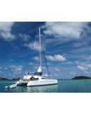 Delphis Catamaran ride