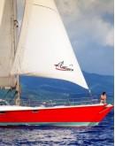 Croisière en catamaran à voile